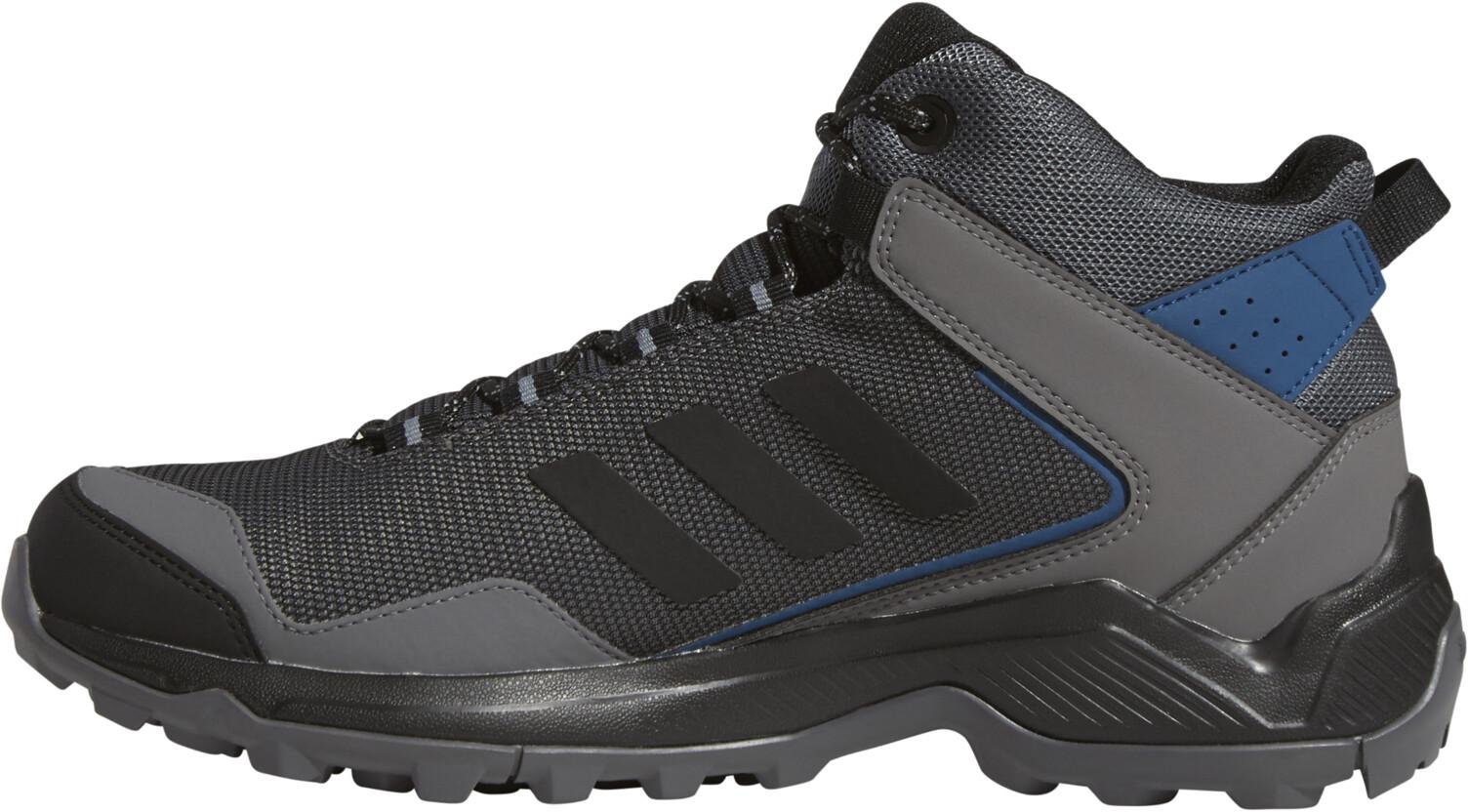 adidas TERREX Eastrail Mid Gore Tex Chaussures de randonnée Homme, grey fourcore blackgrey three